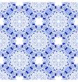 seamless mandala pattern in moroccan arabic style vector image vector image