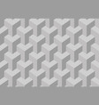 trihedral tessellation seamless pattern vector image vector image