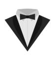 Tuxedo Man Icon vector image vector image