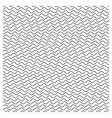 Seamless wavy stripes pattern vector image vector image