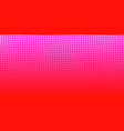 Colorful abstract halftone dotted background