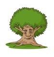 Fabulous tree vector image