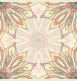 seamless texture with a pattern of mandalas for vector image