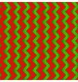 zigzag parallel lines vector image vector image