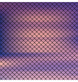 Wire Fence Against Sky vector image vector image