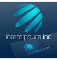 Emblem for Business Technology Corporation vector image