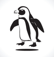 penguin 3 vector image vector image