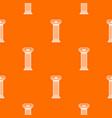 roman column pattern seamless vector image vector image