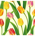 Tulips pattern vector | Price: 1 Credit (USD $1)
