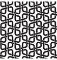 Celtic seamless pattern of black lines