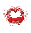 Heart with paterns vector | Price: 1 Credit (USD $1)
