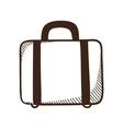 Luggage symbol vector image