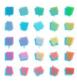 vibrant gradient bubbles template vector image vector image