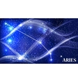 Symbol Aries Zodiac Sign vector image