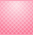 pink square luxury pattern sofa texture vector image