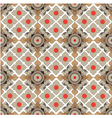 Thai pattern graphic vector image vector image