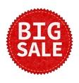 a big discount vector image