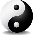 Ying Yang Patterns vector image vector image