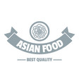 hot asian food logo simple gray style