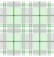 tartan plaid texture fabric seamless pattern vector image vector image