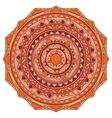mandala design element vector image