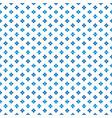 color blue dense cute little flower dots pattern vector image vector image