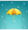 Umbrella cartoon vector image vector image