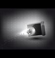 Camera Light Effect vector image
