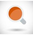 Coffee single icon vector image vector image