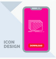design layer layout texture textures line icon in vector image