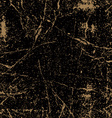 Seamless scratched rusty grunge texture background vector image vector image