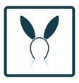 Sexy bunny ears icon vector image vector image