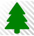 fir-tree eps icon vector image