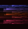 multicolor overlap pixel speed abstract background vector image
