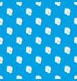 woman elegant shorts pattern seamless blue vector image