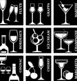 AlcoholSigns vector image