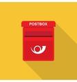 Postbox Flat design