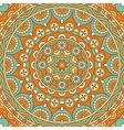 Mandala in ethnic style vector image