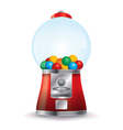 Gumball Machine vector image