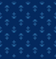 pattern 0075 anchor vector image