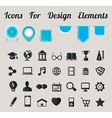 Icons For Design Elements