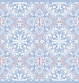 seamless greek ornament vector image
