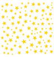 random stars starry pattern background