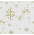seamless patterngreece stars vector image vector image