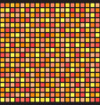 square pattern seamless geometric tile background vector image vector image