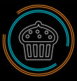 Cupcake muffins - dessert