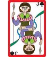 jack spades vector image