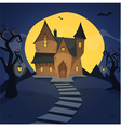 Witch House vector image vector image