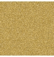 Golden dust surface EPS 10 vector image vector image