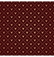 Reindeer pattern vector image vector image
